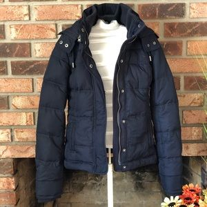 Abercrombie & Fitch Down Jacket